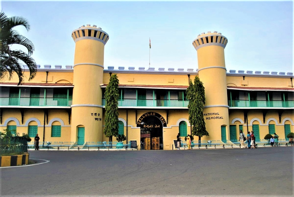 National Memorial Andaman Tour Package