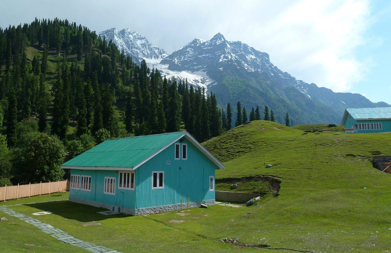Nature Kashmir Tour Package