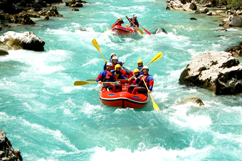 Rafting Uttharakhand Tour Package