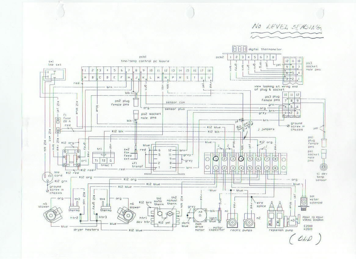 Mercury Optimax Wiring Diagram Taylor Dunn B 1100 Wire