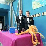 Grande successo all' Acquario di Livorno per il CacciuccoLab 3