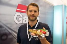 Steffen Jude, Marketingmanager von Pure Fishing