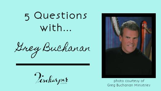 5 Questions with Greg Buchanan // Fischarper