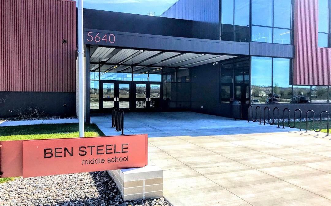 Ben Steele Middle School: Billings, MT