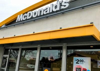 McDonald's/Rehberg: Billings, MT