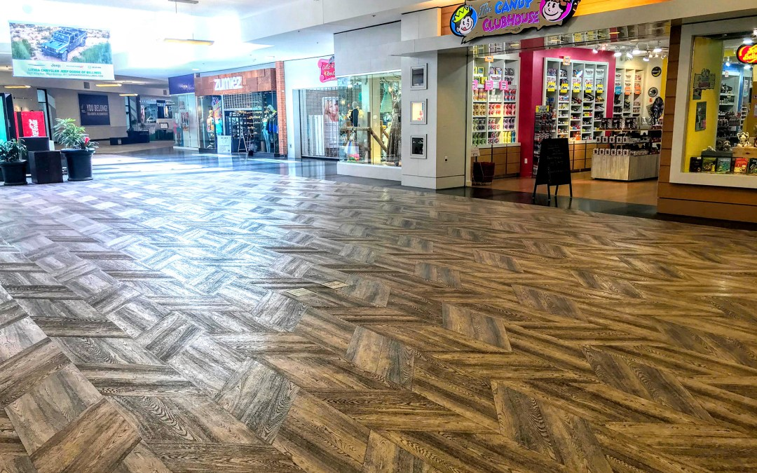Rimrock Mall: Billings, MT