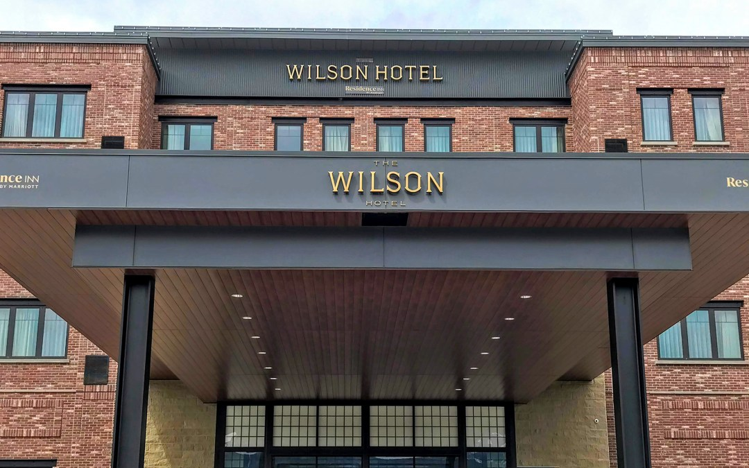 The Wilson Hotel: Big Sky, MT