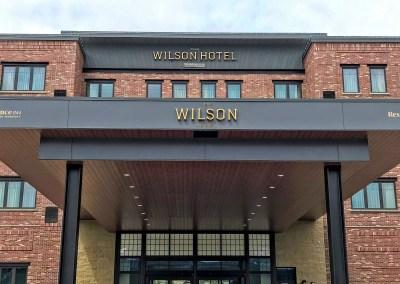 The Wilson Hotel: Big Sky, MT