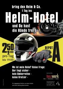 Toller Service: heizwerk präsentiert das Helm-Hotel!