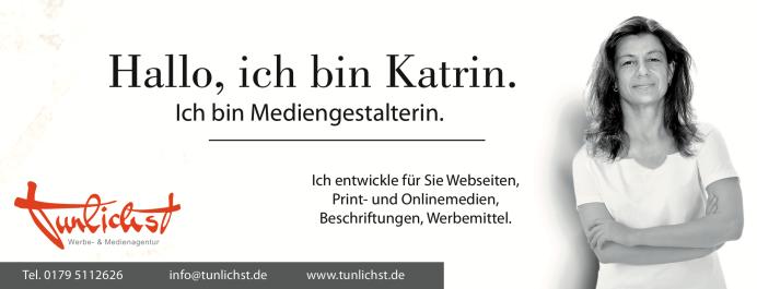 Grafik, Layout, Satz: Hier klicken für die Services von Katrin Nieth / tunlichst.de!