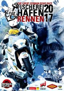 Besondere Ausgabe, besonderes Cover: Das Rennprogramm zum FHR2017. Artwork und Fotos: Sabrina Adeline Nagel,
