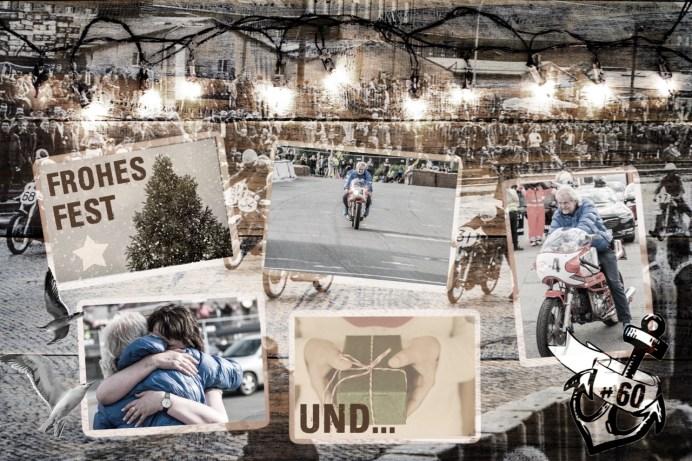 Frohe Weihnachten und ein gutes neues Jahr vom Fischereihafen-Rennen!