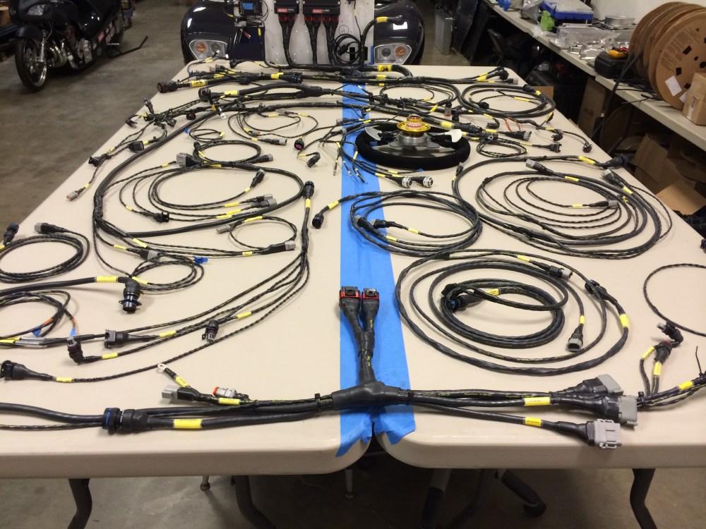 medium resolution of fiberglas wire harnes