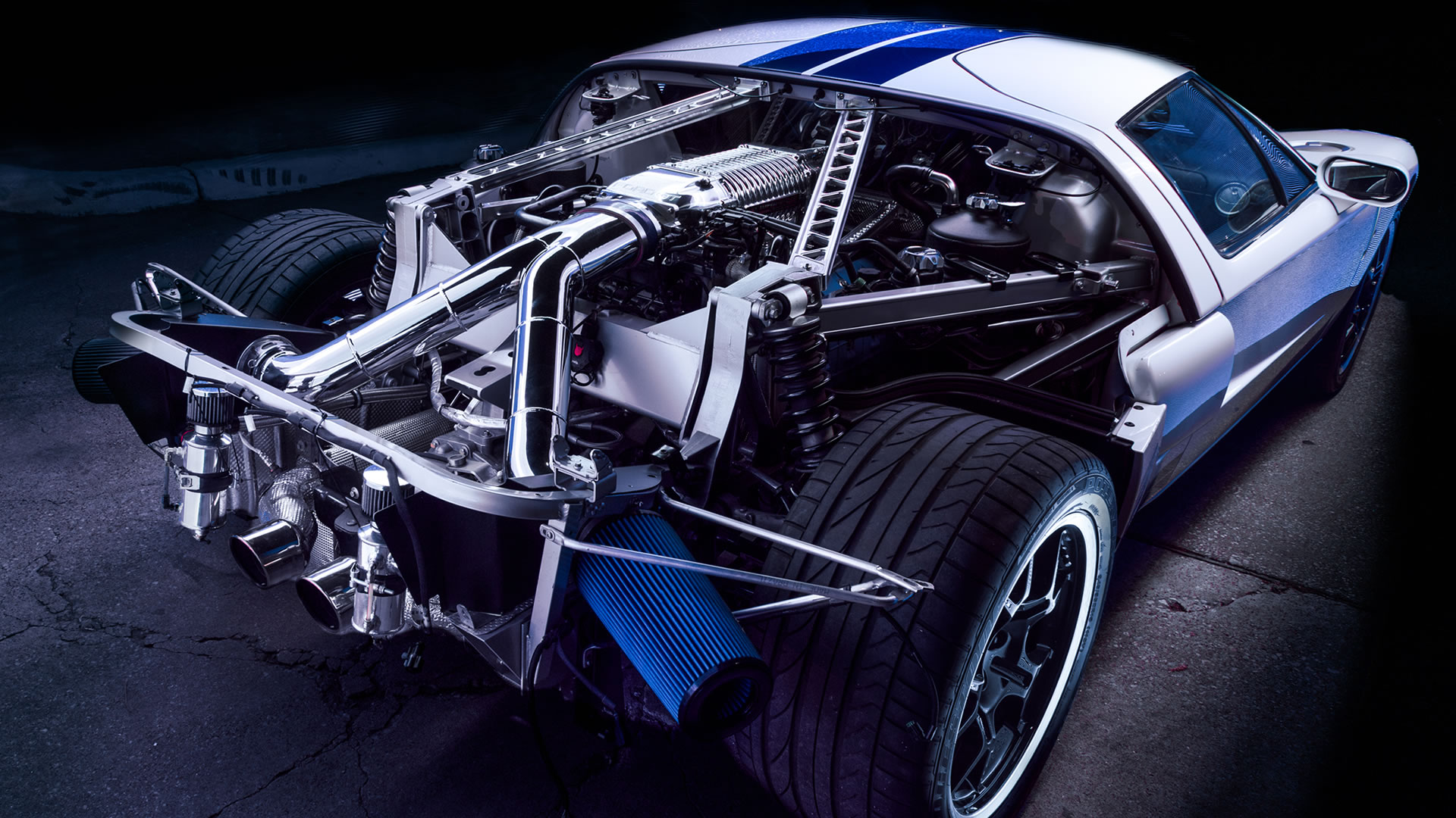Ford GT C1