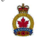 HARPER, JEAN Legion emblem w