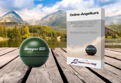 Deeper CHIRP plus Angebot zum Kaufen plus Online Deeperschulung