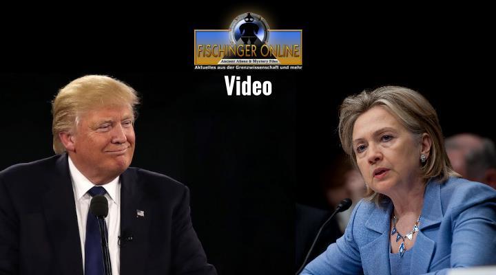 +++YouTube-Video+++ Donald Trump, Hillary Clinton und die UFOs: Hat die UFO-Forschung etwas zu erwarten?