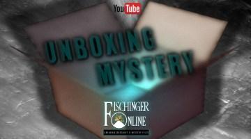 Unboxing Mystery: Ich habe phantastische Pakete zur Grenzwissenschaft bekommen! Was mag drin sein? (Bild: gemeinfrei / Montage: L. A. Fischinger)