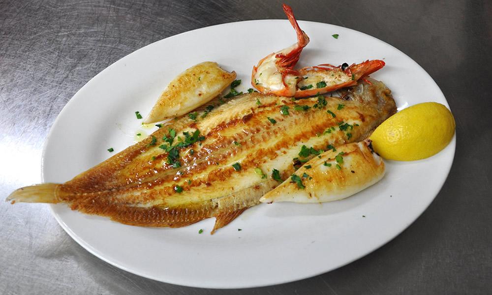 Das Fischrestaurant in Mnchen  Frische TOP Qualitt