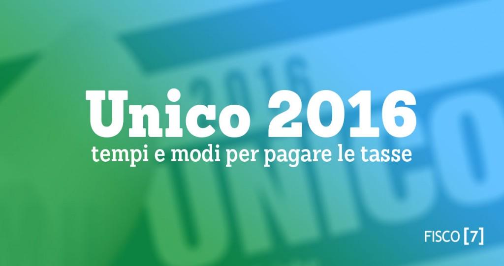 UNICO-2016