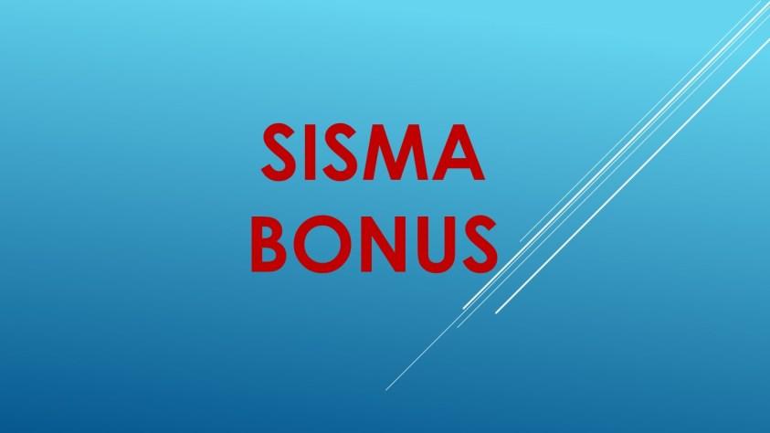 SISMA BONUS 2019