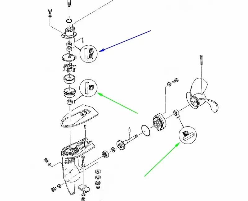 Инструкция По Эксплуатации Лодочный Мотор Ямаха 100