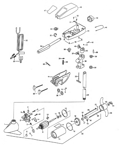 small resolution of mercury 650 outboard wiring diagram mercury auto wiring 1979 500 thunderbolt wiring mercury ignition switch wiring