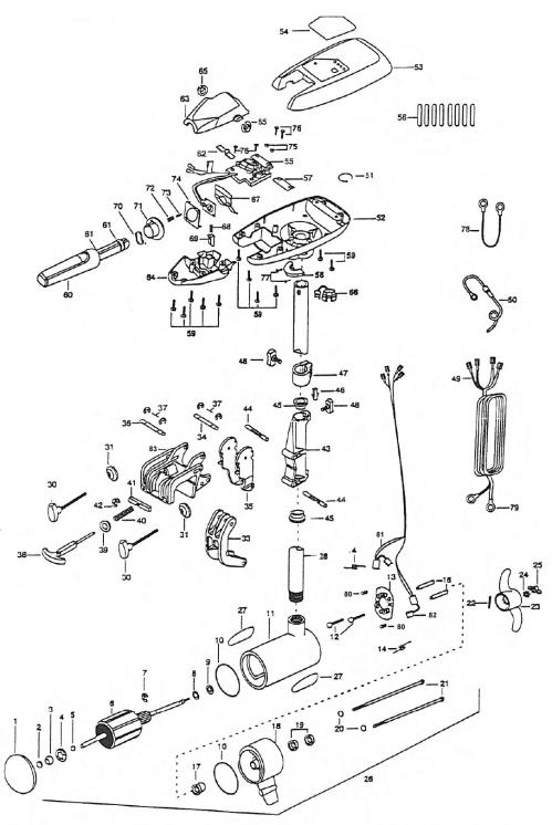 small resolution of minn kota riptide 70s parts 1998 from fish307 com minn kota 24v wiring diagram minn kota wiring diagram 24 volt