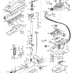 Minn Kota Endura 50 Parts Diagram Ford 7 Blade Trailer Wiring Fortrex Motorguide Trolling Motor