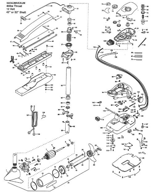 small resolution of fishing motor diagram and parts list for minn kota boatmotorparts kota maxxum trolling motor parts also minn kota parts list diagram