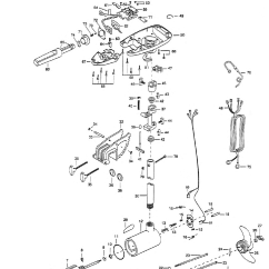 Minn Kota Fortrex 80 Parts Diagram Hpm Single Light Switch Wiring Riptide 55s 36 Inch 1999 From Fish307