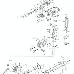 Minn Kota Fortrex 80 Parts Diagram 1990 Honda Crx Wiring Riptide 50s 36 Inch 2000 From Fish307