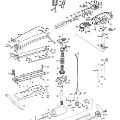 Minn Kota Fortrex 80 Parts Diagram Motor Start Run Capacitor Wiring Riptide 101 Bowguard 2002 From Fish307