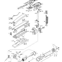 Minn Kota Riptide 55 Wiring Diagram Ford Focus Engine Bowguard Parts 2002 From Fish307