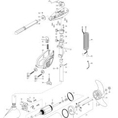Minn Kota Endura 50 Parts Diagram Dodaf Sv 2 42 Inch 2003 From Fish307