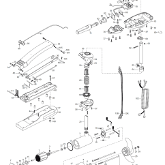 Minn Kota Fortrex 80 Parts Diagram Automotive Wiring Diagrams Explained Maxxum 74 Hand Control 42 Inch 2003