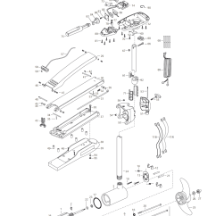 Minn Kota Wiring Diagram Bmw Z3 Stereo Riptide 74 Latch And Door Parts 2003 From