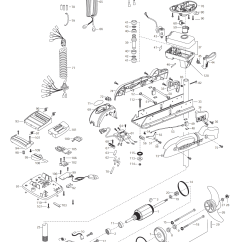 Minn Kota Riptide 55 Wiring Diagram How To Draw A Circuit Autopilot 54 Inch Parts 2003 From