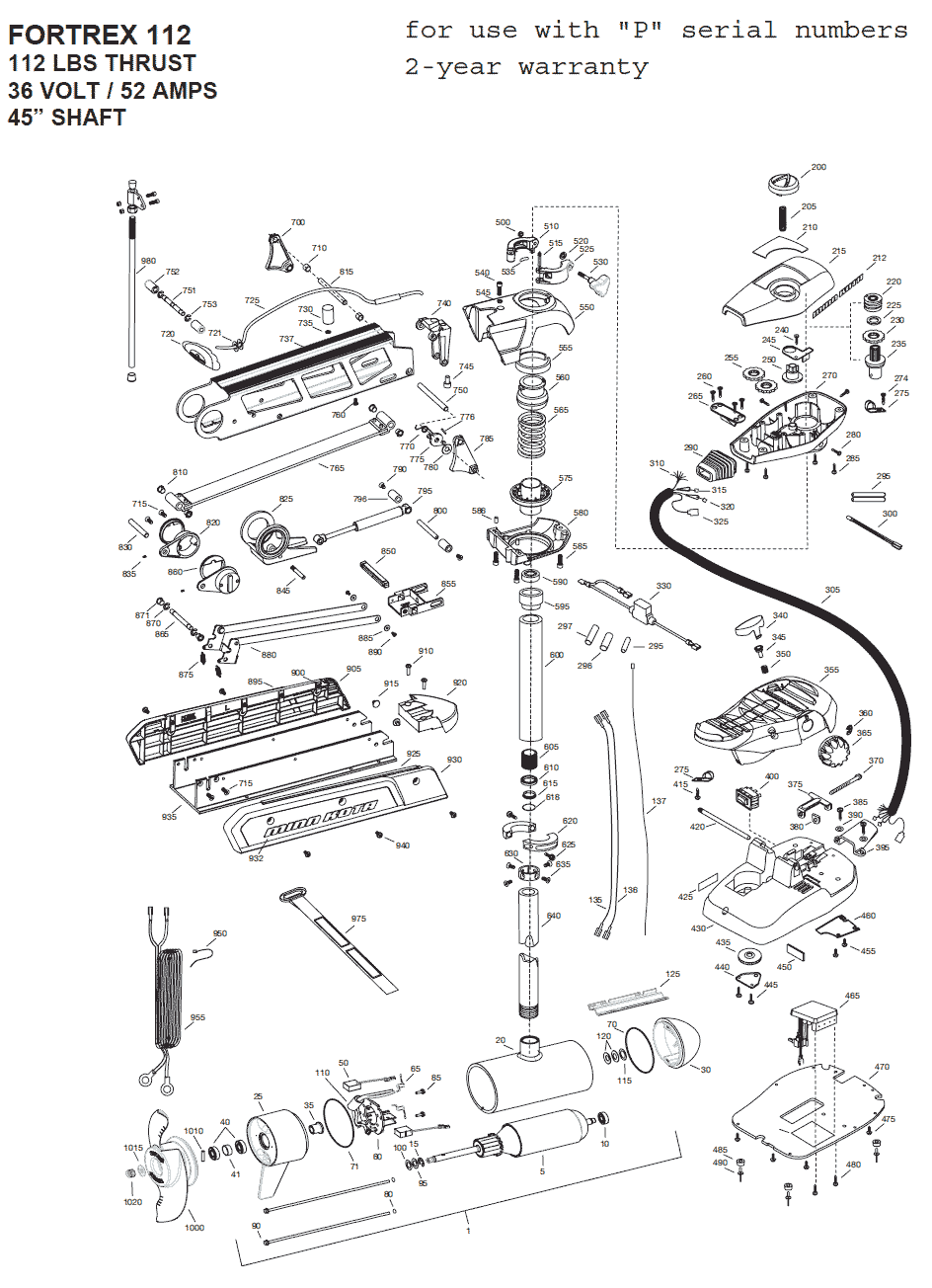 Minn Kota Mount Diagram Schematic : 33 Wiring Diagram