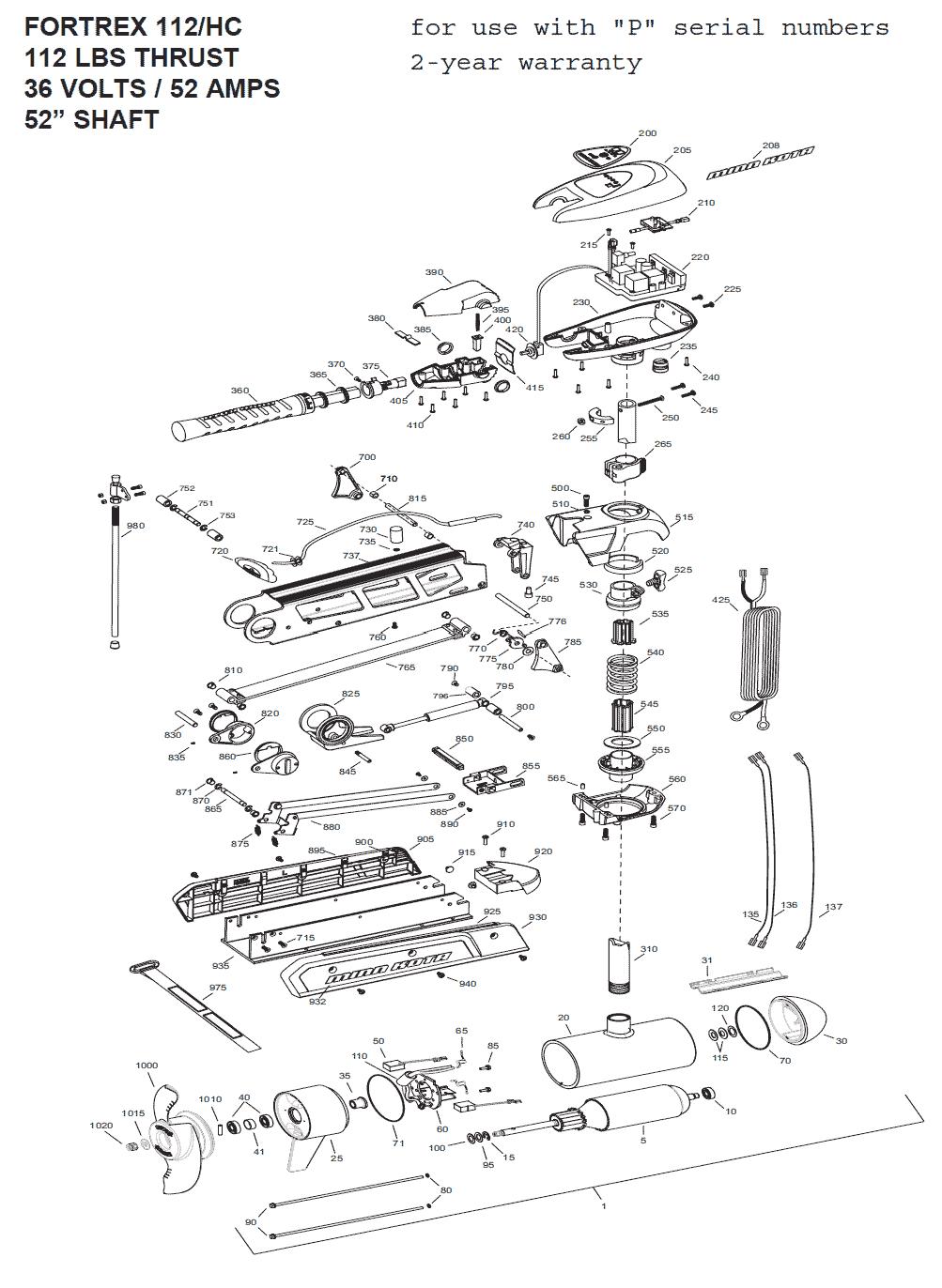 Minn Kota Vantage Wiring Diagram 36 Volt Battery Minn Kota