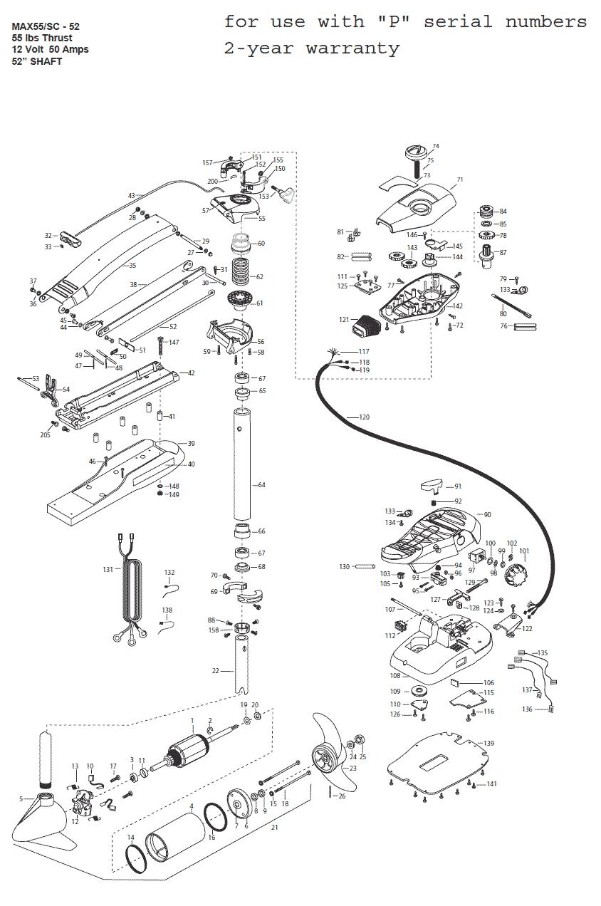 Minn Kota Maxxum 74 Wiring Diagram : 34 Wiring Diagram