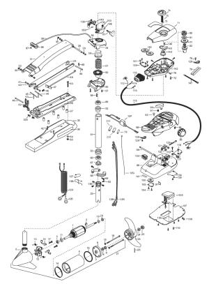Motuide Trolling Motor Parts Diagram  impremedia