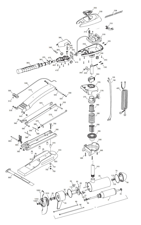 Minn Kota Riptide 70 Wiring Diagram : 35 Wiring Diagram