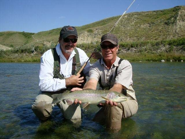 Best Canada Rivers Trout