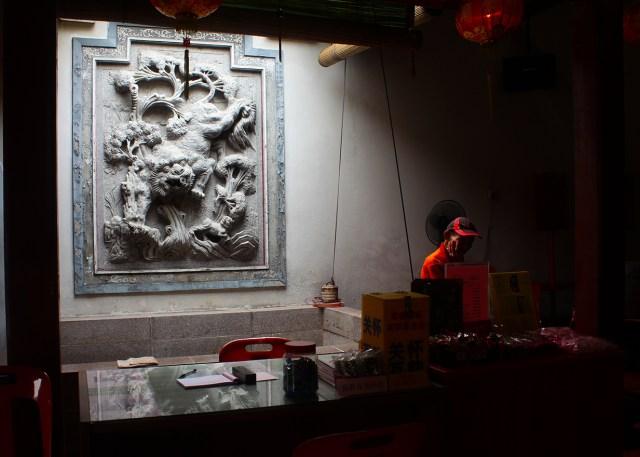 柔佛新山老街   人文导览