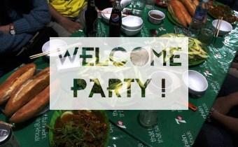5天|越南志工Welcome Party