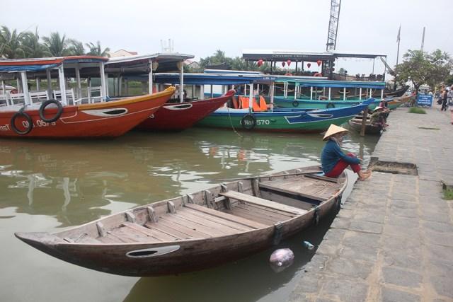 越南会安古镇