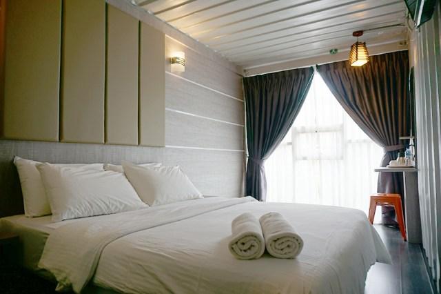 麻坡PPT Container Hotel