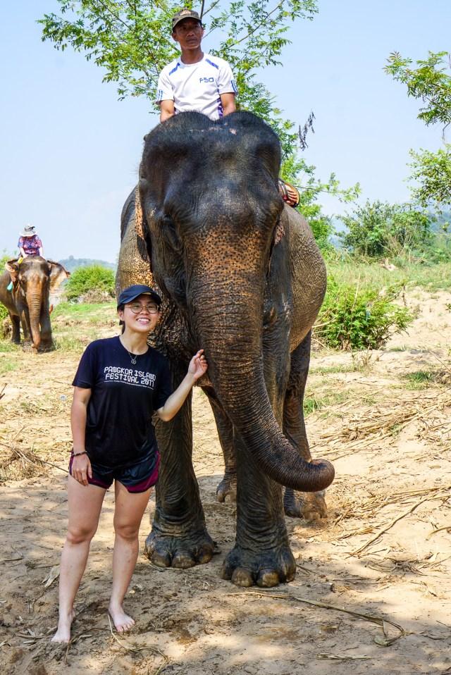 一个人旅行东南亚