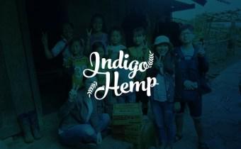 Indigo Hemp #旅行也可以做公益 让我们拥有彩虹包 让孩子们拥有更美丽的彩虹